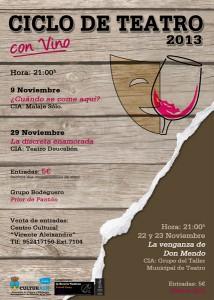 Cartel Ciclo Teatro Noviembre [800x600]