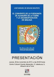 Cartel Convento Fuensanta(1) [800x600]