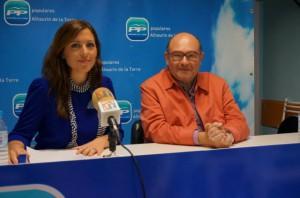 Marina Bravo y Antonio Garrido [640x480]