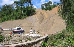 La expansión de Camisea supondría una mayor destrucción de una zona de la selva amazónica conocida por su biodiversidad. © A. Goldstein/Survival