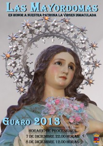 Virgen de la Inmaculada (Guaro)