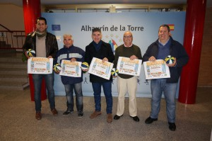 Esteba, Martinez, Prudencio Ruiz, Pablo Montesinos y Cuevas