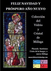 felicitacion museo vidrio