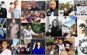 La campaña internacional para salvar a los awás ha sido respaldada por personalidades y miles de simpatizantes de todo el mundo. © Survival