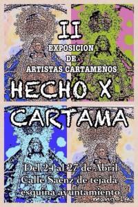 20140422 HECHO X CARTAMA II EDICION