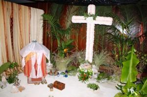 ganadora cruz de mayo 2013