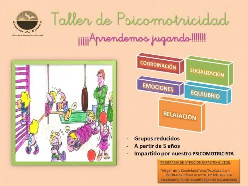 Cartel Psicomotricidad 2