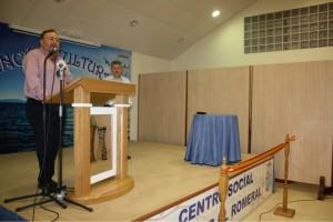 acto inauguracion rincon cultural El Romeral1 (Small)