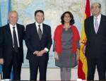 Posado tras acuerdo OMT-Secretaria Estado Turismo-Ayuntamiento Torremolinos y Palacio Congresos (Small)