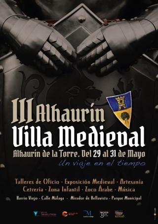 cartel-alhaurin-villa-medieval-2015