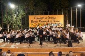 Concierto Banda de Musicass