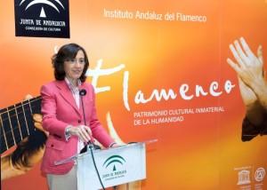 15.11.09 Cultura .Rueda de prensa Flamenco-1