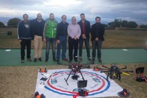 Acto presentacion Malaga Drone Tech1