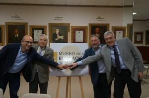 Firma convenio Museo de la Educacion1