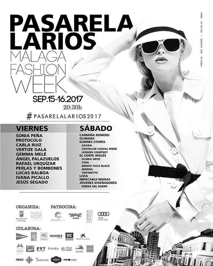 3b92e980223 La nueva edición del evento comienza hoy a las 20.30 horas con un total de  11 diseñadores de alta costura.